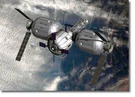Надувные модули Bigelow Aerospace