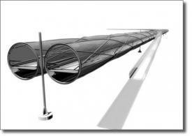 Двойные «трубы» системы Velo-City