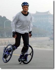 Chariot Skates (колесница-коньки) — быстрее и удобнее чем роликовые