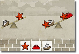 Типичная развивающая игра или IQ-головоломка