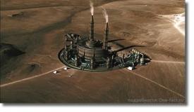 На Марсе обнаружено более 50 ценных минеральных ресурсов (в т.ч. золото и платина). Их коммерческая разработка человеком — дело недалекого будущего.