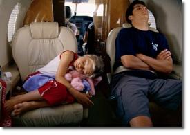 Пассажиры самолетов — наиболее частые жертвы сбоя в биологических часах человека