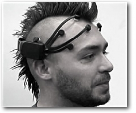 ЭЭГ-устройство Emotiv Systems.
