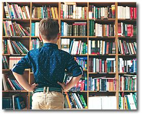 Польза чтения научно доказана для детей с 5 лет и старше
