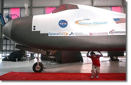 Космический самолет Dream Chaser