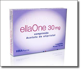 Оральный контрацептив EllaOne