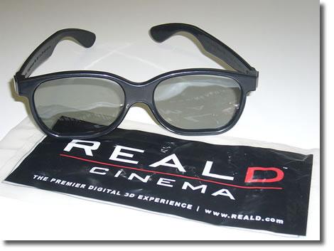 Очки RealD