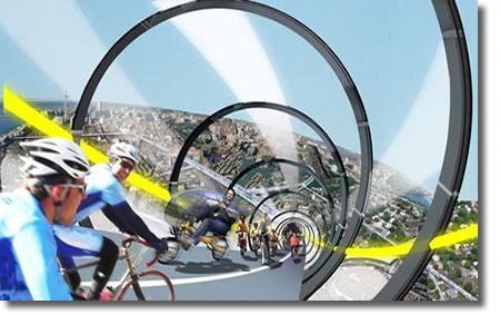 Проект вело-метро Velo-City