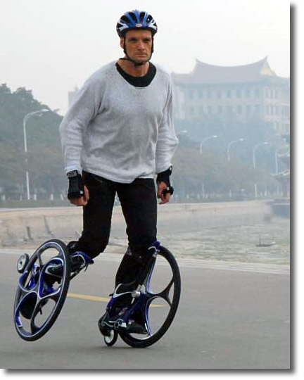 Chariot Skates (колесница-коньки)