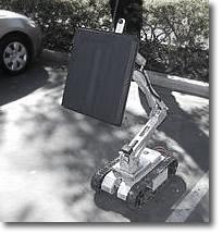Робот-шпион Cougar20-H