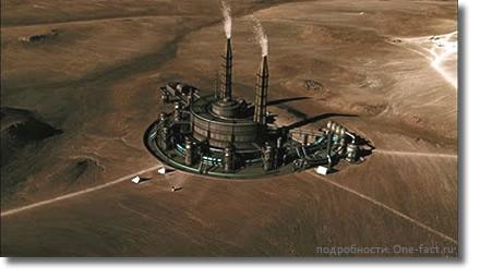 Коммерческая разработка ископаемых на Марсе