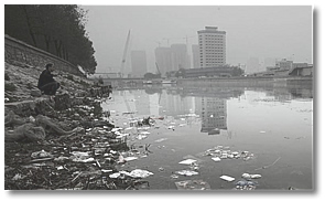 Антибиотики находят в большинстве рек