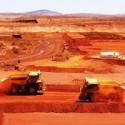 Австралийские гигантские роботы добывают сотни тысяч тонн железной руды