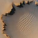 [video-fact] «Планета Марс: видео-полеты над поверхностью» — на основе фото снимков высокого разрешения переданных Mars reconnaissance orbiter