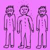 Запах человека так же индивидуален как отпечатки пальцев
