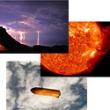 Лучшие фото 1-space-fact: солнечные вспышки на $1 трлн.; топливный бак на 760 тонн; молнии и затмение…